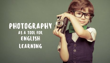Photography as a tool of English Language