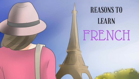Reasons to Learn French