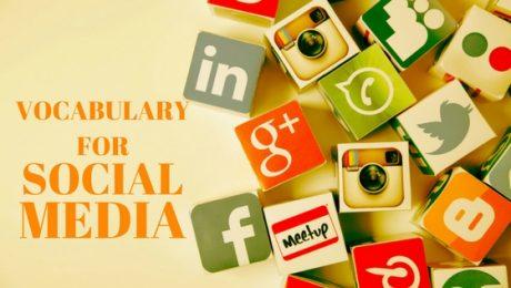 Vocabulary for Social Media