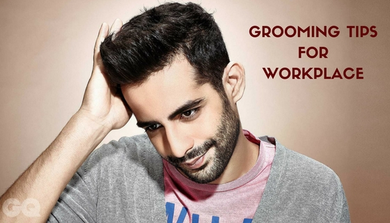 GROOMING TIPS FOR WORKPLACE