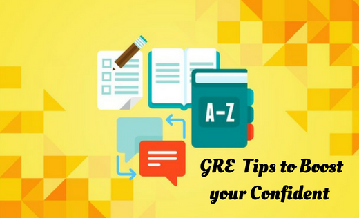 GRE Tips to Boost your Confident