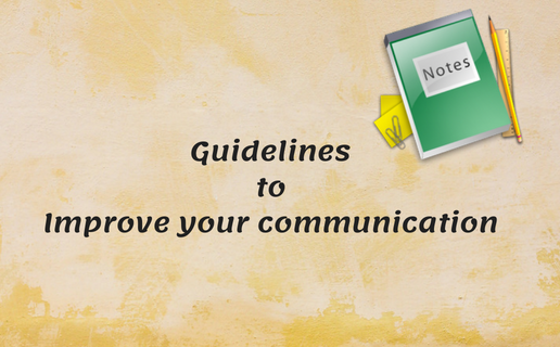 Guidelines to Improve your communication with the help of Partners
